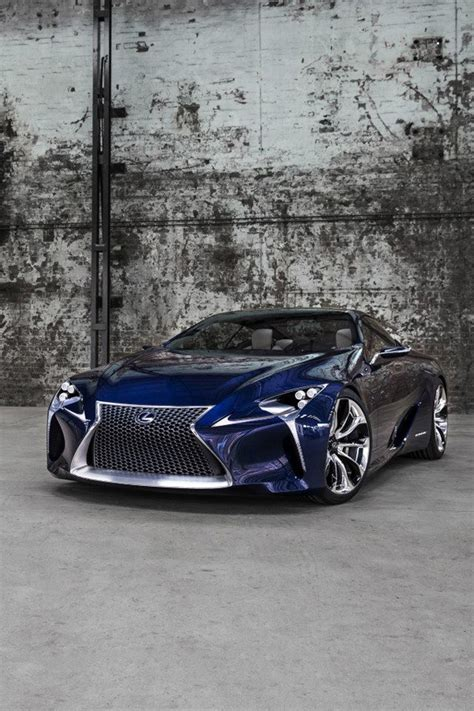lexus motorcycle lexus lf lc blue cars motorcycles