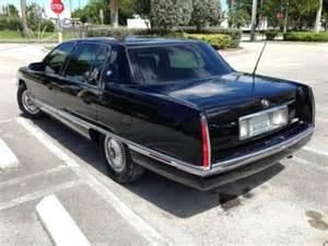 97 Cadillac Mpg Find Used 1994 Cadillac 4 Door 4 9l Blk Blk 94 95