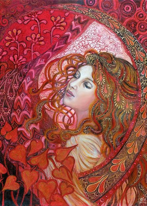venus greek goddess of love aphrodite art nouveau goddess of love aceo mini by