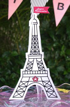 Images For Gt Eiffel Tower Template For Cakes Eiffel Tower Cake Template