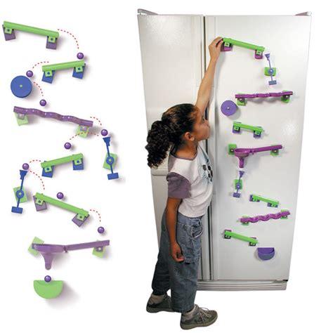 Magnetic Frigits Deluxe Fridge Marble Maze Fridge Magnet Toys