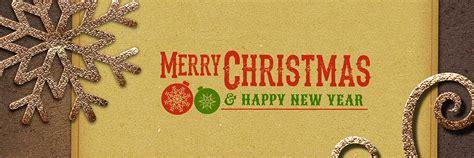 beautiful christmas  happy  year  twitter header banners