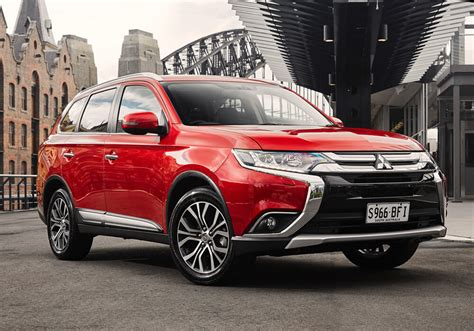 mitsubishi suv 2015 inside 2016 mitsubishi outlander refined from the inside and out