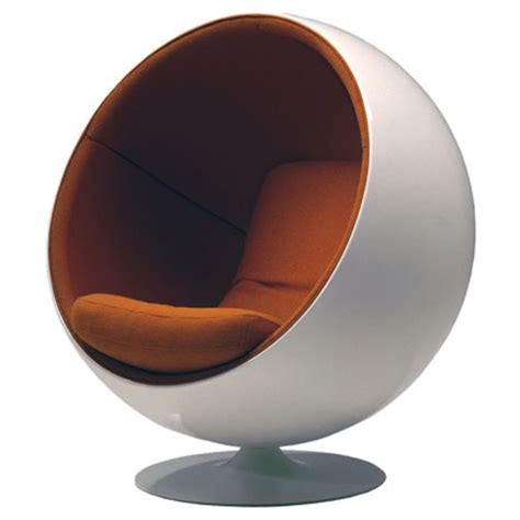 iconic chairs iconic 20th century chairs ball chair