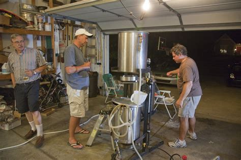Garage Brewing by Home Brewing