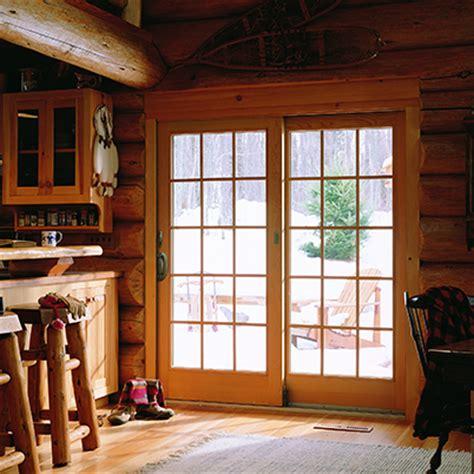 Andersen Frenchwood Gliding Patio Door Andersen 400 Series Frenchwood 174 Gliding Patio Door Fox Lumber