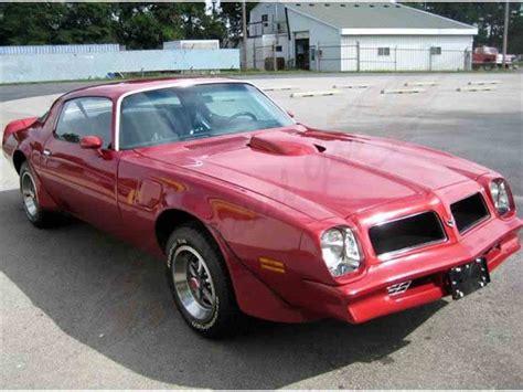 1976 pontiac sunbird auto show by auto trader 1976 pontiac trans am firebird sport coupe for sale classiccars com cc 578030
