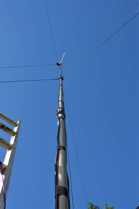 a antenna for hf use our ham station