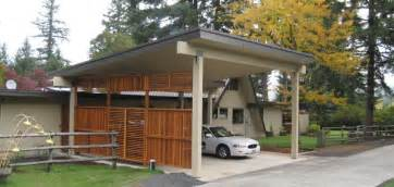 Carport Design Philippines Carport And Front Entry For A Frame Home