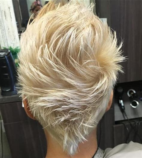 choppy spiky haircuts 40 bold and beautiful short spiky haircuts for women