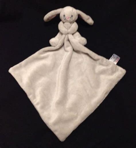 rabbit comforter blanket next bunny comforter security blanket grey soother soft