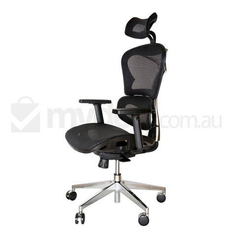 Office Chairs Japan Replica Ergohuman Japanese Mesh Office Chair Black Buy