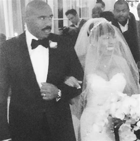pictures of sherly strawberrys wedding wedding scoop shirley strawberry of the steve harvey