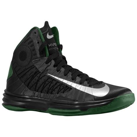 green and black basketball shoes nike hyperdunk men s basketball shoes atomic green black