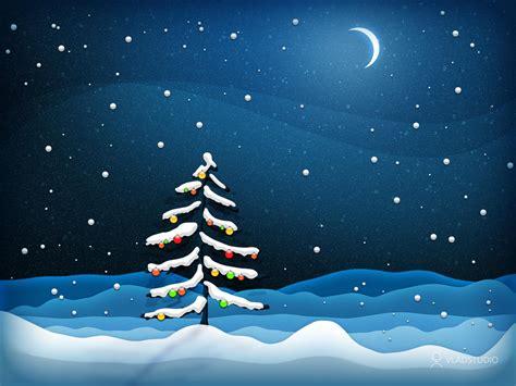 wallpaper of christmas for desktop christmas tree snowflakes wallpaper free desktop wallpaper