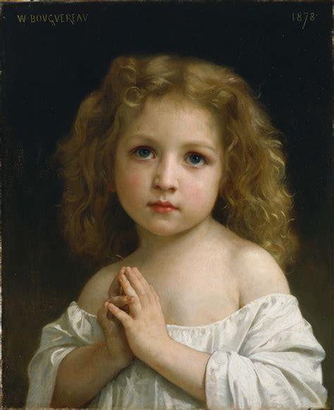 Little Girl Art | file william adolphe bouguereau little girl google art