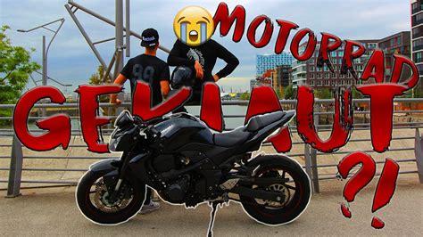 Motorrad Aus Garage Geklaut Hausrat by Mein Motorrad Wurde Geklaut Leider Ernst Gemeint