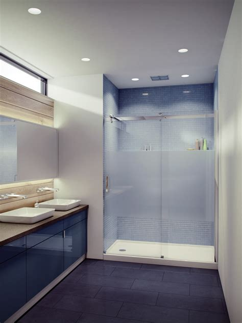 caml tomlin alcove shower doors flow cpl408a