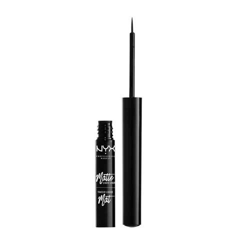 Nyx Matte Liner matte liquid liner nyx cosmetics