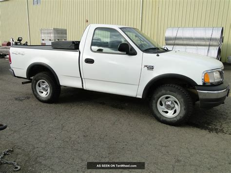 Ford F150 2003 by 2003 Ford F 150 4wd