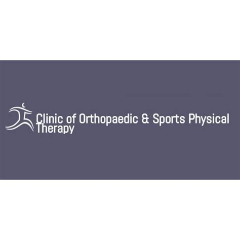vestibular therapy near me clinic of orthopaedic sports physical therapy coupons