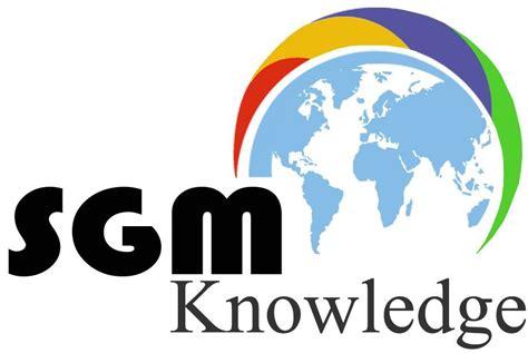 Sgm Progres Sgm Knowledge Knowledge