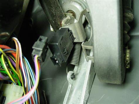 bmw brake light switch bmw e30 e36 brake pedal switch replacement 3 series