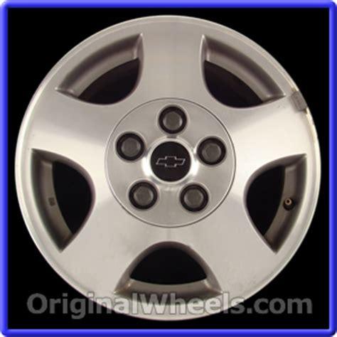 2003 impala lug pattern oem 2003 chevrolet malibu used factory wheels from