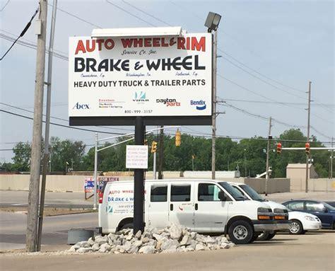 service evansville indiana evansville indiana location auto wheel brake wheel
