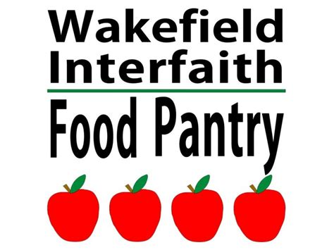 wakefield high school marching band hosts food drive