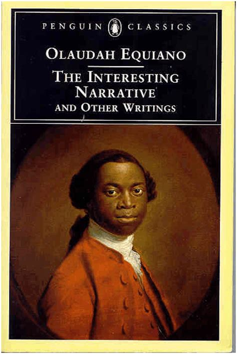 the of olaudah equiano books trade