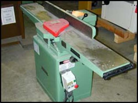woodworking etool rough mill equipment jointers