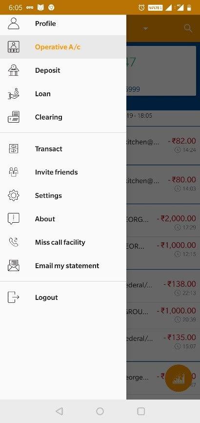 federal bank mobile banking fedbook federal bank passbook app mobile banking