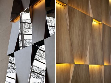 Backlit Ceiling by Tabanlioglu Architects Sipopo Congress Center