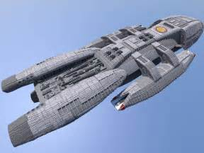 minecraft spaceship minecraft battlestar galactica