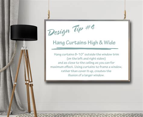 hanging curtains high and wide hanging curtains high and wide designs make your windows