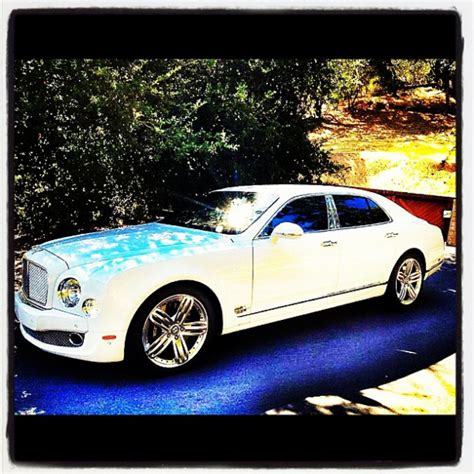 bentley mulsanne ti t i s sitting pretty in a new bentley mulsanne