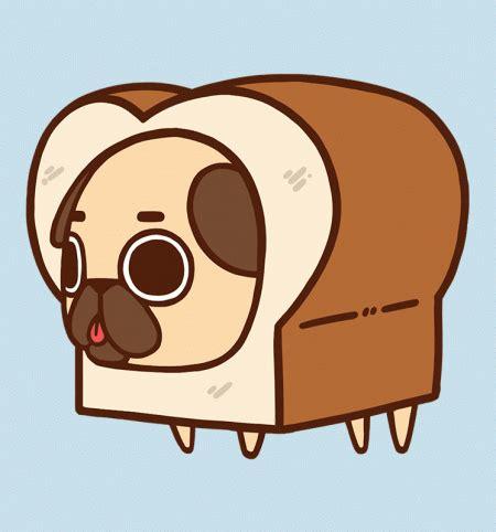 bread pug bread pug t shirt by puglie pug the shirt list