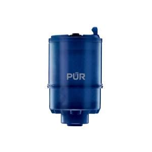 Pur Faucet Mount Replacement Water Filter by Pur Mineralclear Faucet Mount Replacement Filter Rf99991v1