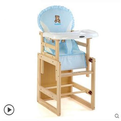 Baby Folding Chair by Popular Folding Wooden High Chair Buy Cheap Folding Wooden