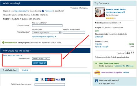 discount vouchers uk hotels 10 expedia promo code for bookings until 4 august 2014