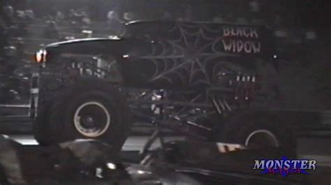 monster truck show savannah ga black widow monster truck jacksonville fl 1997 youtube