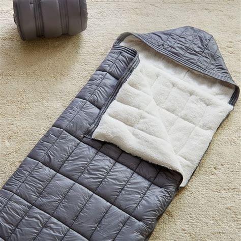 Sleeping Bag Polar Murah Grosiran gray polar puff sleeping bag pbteen
