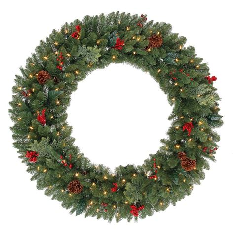 battery operated christmas wreaths with timer beneconnoi