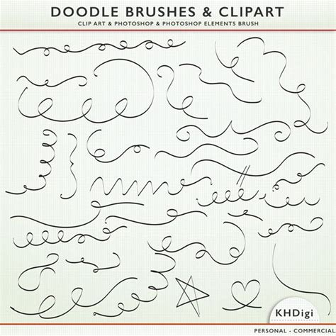 doodle brushes 78 best images about photoshop brushes overlays and