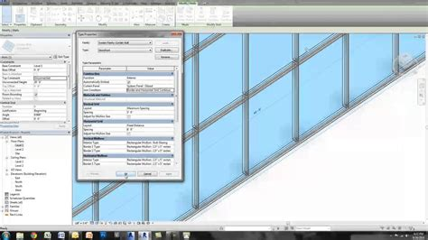 revit curtain wall tutorial unitised curtain wall revit savae org