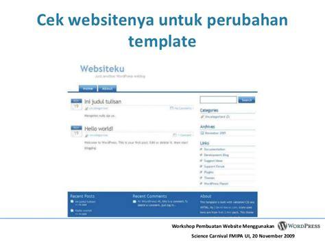 membuat wordpress menggunakan xp membuat website menggunakan wordpress
