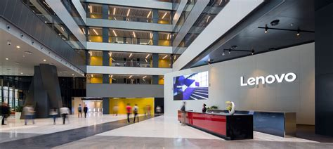 Lenovo Corporate Office lenovo cus global headquarters callisonrtkl