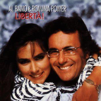 liberta testo al bano romina power testi canzoni mtv