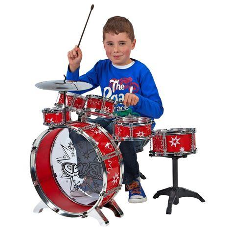 Mainan Musical Drum Anak Set by Big Band Let S Rock N Roll Drum Play Set Mainan Anak